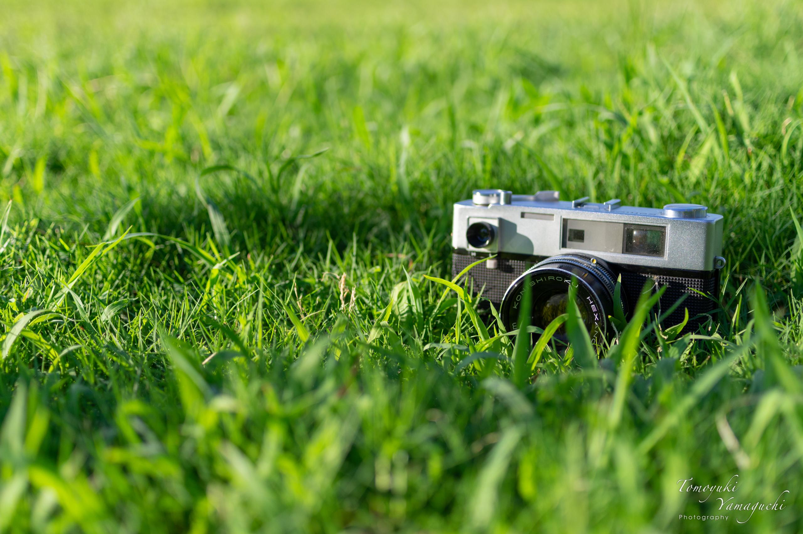 カメラの一番古い記憶