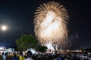 天草ほんど花火大会2018