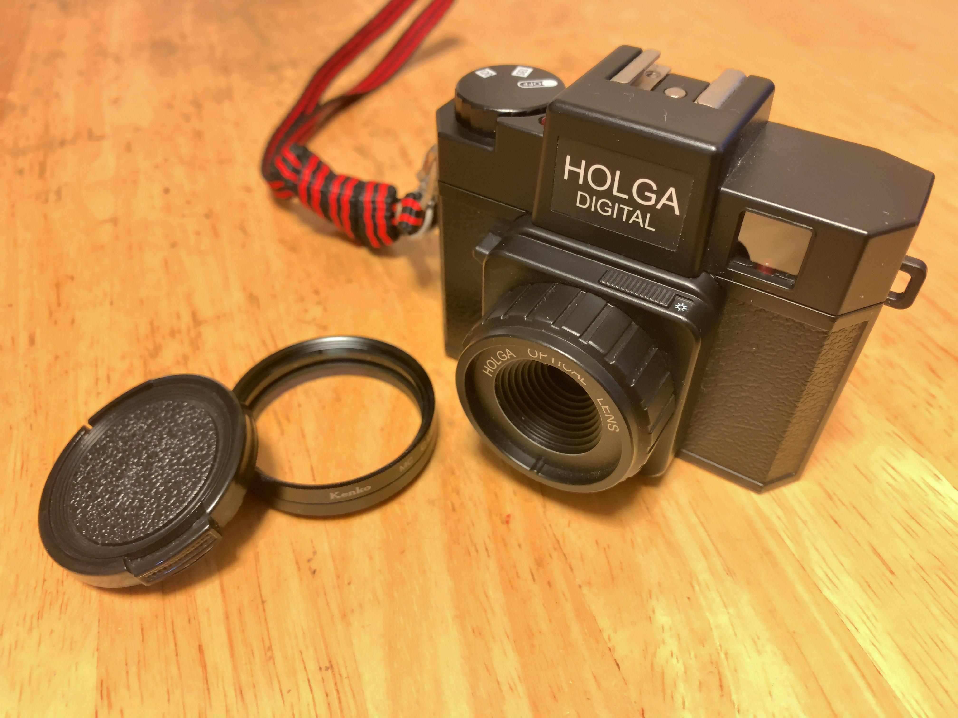 トイカメラの旅~02~HOLGA Digital